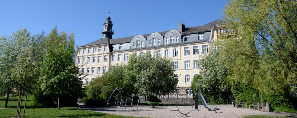 Staatliche Grundschule Pulverrasen